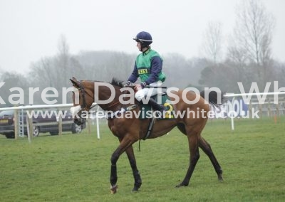 IMG_3074Enjoy Responsibly hcap chase winner Harrison Beswick Oliver Sherwood