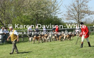 Essex & Suffolk Foxhounds 20th April, 2019